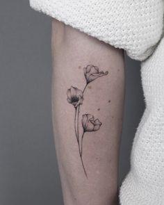 for teatske   hand poke and machine  check out @cocoschwarz   #handpoked #tattoo #botanicaltattoo #wildflowers #branchtattoo #flower #flowertattoo #vegantattoo #handpoke #dotwork #stickandpoke #veganink #tattoohamburg #cocoschwarz #laramaju #tattrx #inkstinctsubmission #blackworkers #blackworkerssubmission #blacktattooart #btattooing #equilattera #tattoolookbook #darkartists #tattoodo #tattoohamburg #love #peace #hamburg