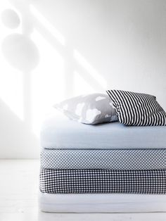 Love these fitted sheets from Rafa Kids