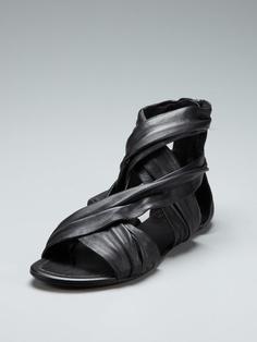 Monroe Flat Sandal by Joe's Jeans on Gilt, $89
