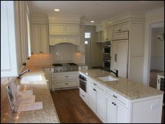 kitchen with ge monogram appliances   Written by Appliance Dude   April 19th, 2011