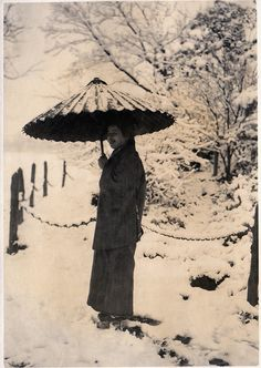 In the Snow--by Elstner Hilton, 1914-8