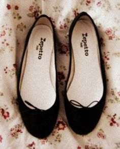 My motto: Forever ballerinas!