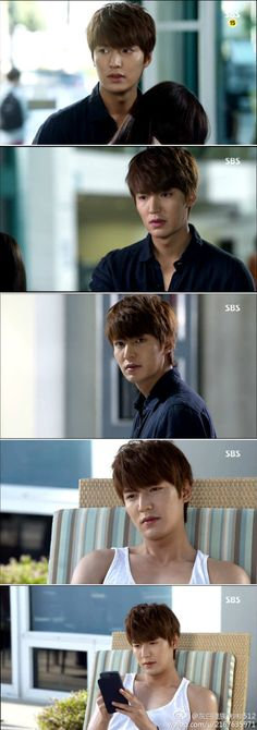 "Lee Min Ho ♡ #Kdrama - ""HEIRS"" / ""THE INHERITORS"""
