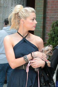 Amber Heard profile