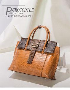 609c22d68cb7 52% СКИДКА|Qiwang брендовая роскошная кожаная сумка Для женщин дизайнерская  сумка удивительное качество из натуральной кожи Сумки Для женщин модные ...