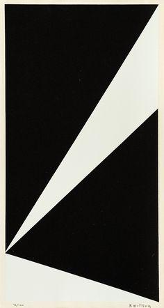 olle baertling 1911-1981: ira färgserigrafi, 1958