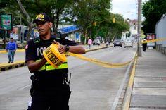 Reportan robo de al menos 6 motocicletas en local de Heredia