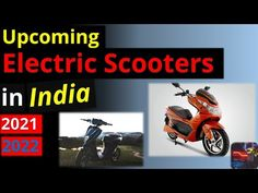Upcoming ELECTRIC SCOOTERS in INDIA 2021 and 2022 - YouTube Electric Vehicle, Electric Scooter, Electric Cars, Scooters, Automobile, India, Vehicles, Youtube, Car