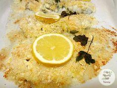 Parmesan Crusted Baked Haddock