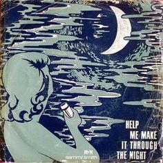 "Sammi Smith - Help Me Make It Through The Night (Vinyl 7"") 1972 Angola"