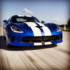 This #SRT #Viper is ready to take a bite out of you.