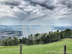 View of lake bodensee