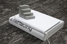 studiokyss concrete paperweight
