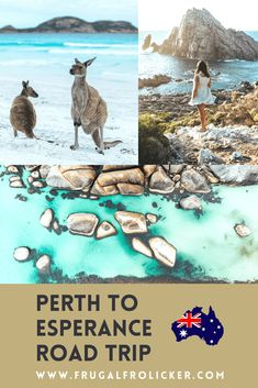 The ultimate Perth to Esperance road trip itinerary: everything you must see and do in South West Western Australia on a 3 week adventure. Australia Travel Guide, Perth Australia, Visit Australia, Roadtrip Australia, Scuba Diving Australia, Road Trip Essentials, New Zealand Travel, South America Travel, Travel Around
