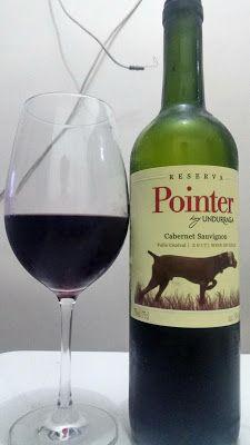 Kết quả hình ảnh cho undurraga pointer reserva cabernet sauvignon
