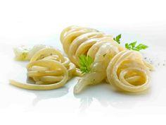 Spaghetti with Prawns - By Heinz Beck