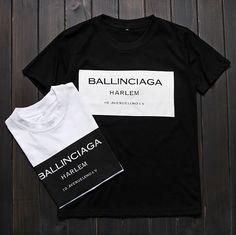 t  рубашка женщин новые 2014 летний ballinciaga гарлеме майка мода плюс размер культур верхней ёенской одеёды бесплатная доставка купить на AliExpress