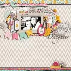 Daughter - Scrapbook.com