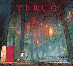 152/52. Het derde boek van Aaron Becker, een tekstloos prentenboek met schitterende illustraties.