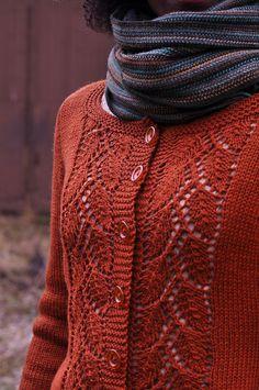 Ravelry: Reinwood pattern by Ann Kingstone