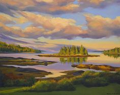 Sunrise on the Cove, Wendy Newcomb