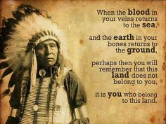This land doesn't belong to you...