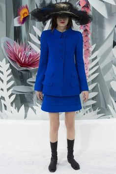 Chanel Paris Haute Couture Spring/Summer 2015