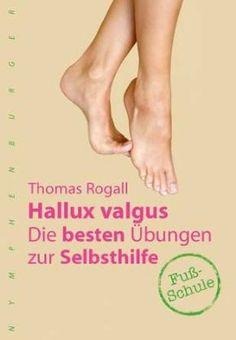 Fußgymnastik bei Hallux Valgus und Zehengymnastik