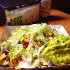 The delicious nachos at Mad Mex! Gracias Ashleigh for sharing! :)