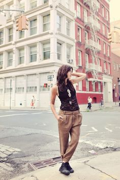 Style Inspiration: Summer In The City | Free People Blog #freepeople