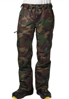 Nike Action Sports - BUDMO - Waterproof trousers - green