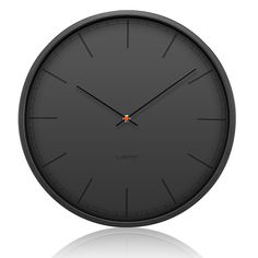 top3 by design - Leff - Wiebe Teertstra - leff wall clock tone black