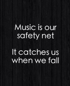 Safety net...