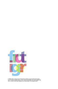 http://cargocollective.com/seanproakis/Frutiger-Typeface-Poster-w-Variations