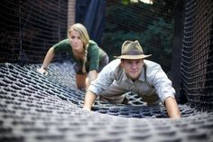 this Indiana Jones engagement session is pretty cute. Since I was an archaeologist in a former life and that's how I met my husband, this would've been cute for us (although there's no way Garrett would have been up for a themed shoot)