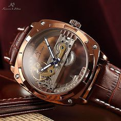 cedf84f82875e9 Cheap watch roman, Buy Quality watch production directly from China watch  ots Suppliers  Luxury Ks Royal Carving Rolojes de marca Golden Bridge Case  Auto ...