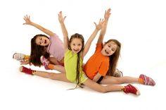 Детский фитнес с WELLNESSCONCEPT - sokolmaria