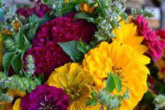 #flowers #farmersmarket #bouquet