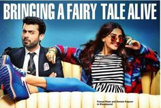 fawad khan photoshoot with sonam kapoor - Google Search