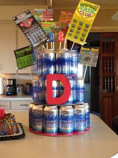 My Brothers 18th Birthday Gift I Made Him Presents Parties Celebrations