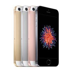 "Apple iPhone SE 128GB ""Factory Unlocked"" iOS 12MP Camera Smartphone – GSMKingpin.com"