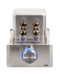 GLOW Amplifiers amp one amp two stereo tube amplifier wireless stream tube audio el84 single end ended push pull pentode class a