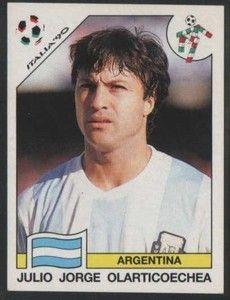 Julio Olarticoechea - Argentina
