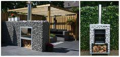 Vrei sa ai in curte cel mai interesant model de gratar construit? Atunci iti oferim 9 proiecte spectaculoase realizate din plasa de sarma cu umplutura din pietre. Ce parere aveti de ele?