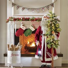 1000 images about santa collectibles by country door on for Old fashioned country christmas decorating ideas