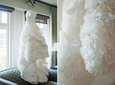 The New Children's Museum Wedding Photographer – Maggie Sottero Dress