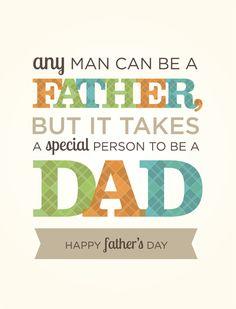 Para el Día del Padre