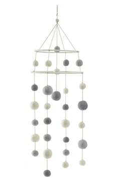Borlai Baby Mobile Cute Wind Chimes Nursery Decor Hanging Toys Photography Props