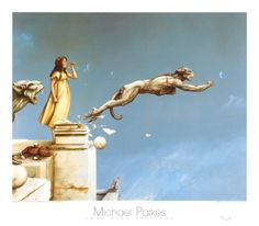 Gargoyles by Michael Parkes. $63 - worth it.