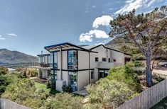 5 bedroom house for sale in Noordhoek Simply Spectacular on Sapphire Way! Property for sale in Western Cape, Southern Peninsula, Noordhoek 5 Bedroom House, Modern Homes, Property For Sale, Sapphire, Mansions, House Styles, Home Decor, Modern Houses, Decoration Home